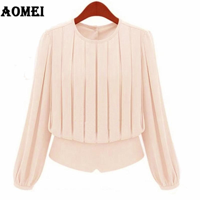 1e995a2e25 2019 Women Summer Blouses Elegant Fashion Chiffon Tops Office Ladies  Workwear Blusas Girls Sweet Shirts Casual Classy Modest Clothing From  Stepheen, ...
