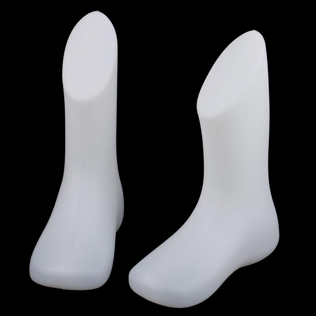 Children Kids Retail Hard Plastic Shoes Sandal Hosiery Sox Socks Feet Mannequin Sandal Display Foot Dummy Model Stand