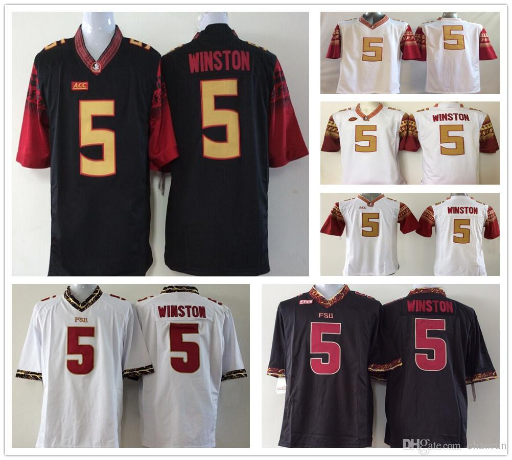 7124c3e3705 ... cheap ncaa florida state seminoles 5 jameis winston college football  jerseys 2 deion sanders 4 dalvin