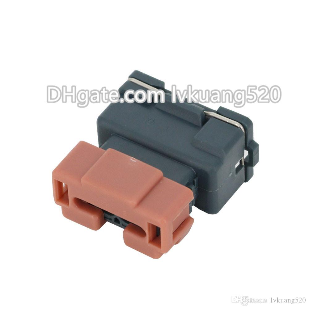 5 Sätze 4 Pin Female DJ7045Y-3-21 Luftmassenmesser Auto Stecker Stecker Elektrische Sealed Automotive Connector