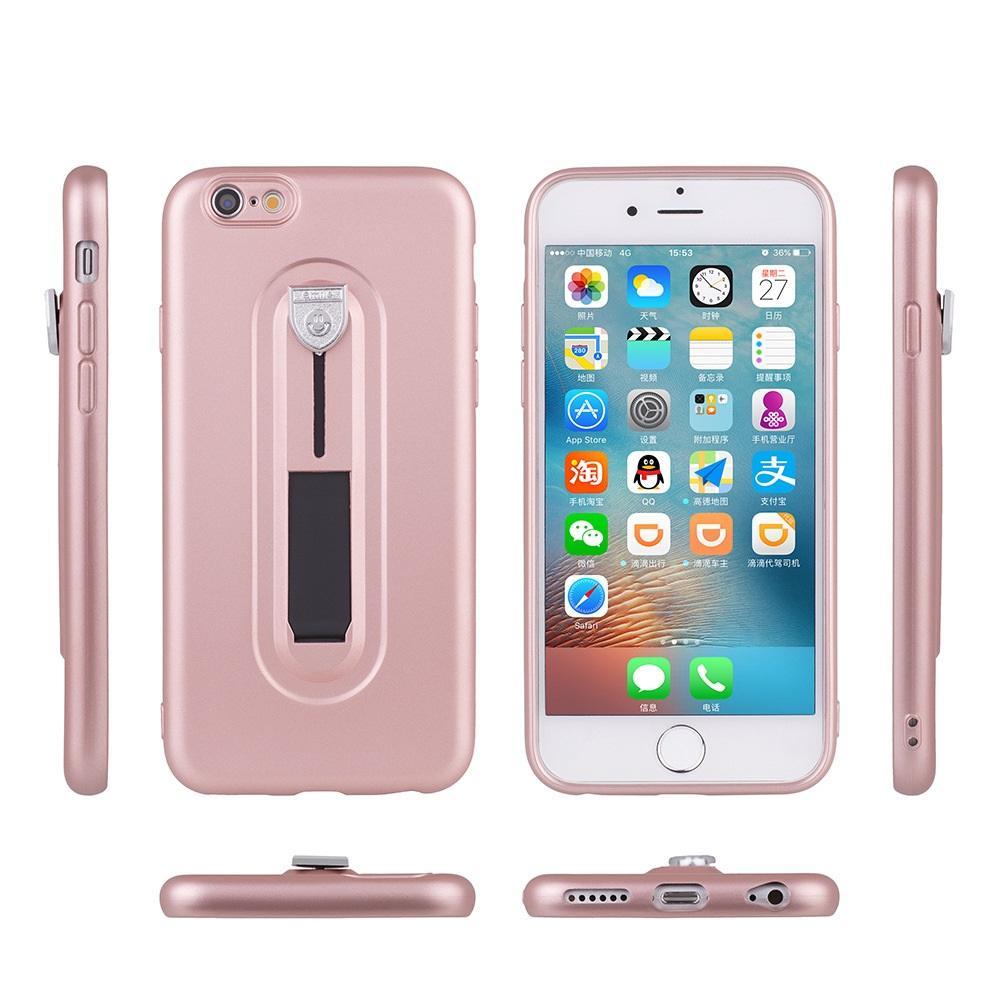 70334a06b5f Fundas Para 2018 Nueva Cubierta De La Caja De Diseño Para El Iphone 5 5s Se  6 6s 7 8 Plus Para Iphone X Caparazón Protector A Prueba De Golpes Plegable  ...