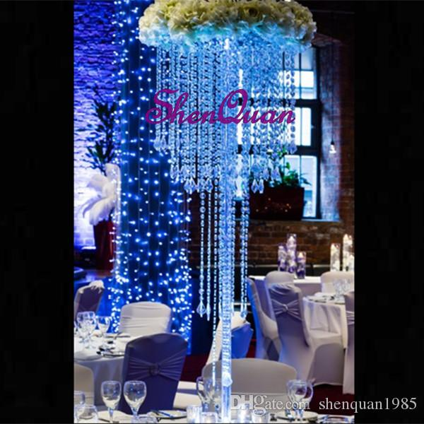4 tier Wedding Cake Stand Crystal,the most popular lighting modern crystal chandelier for living room model,table decorations wholesale