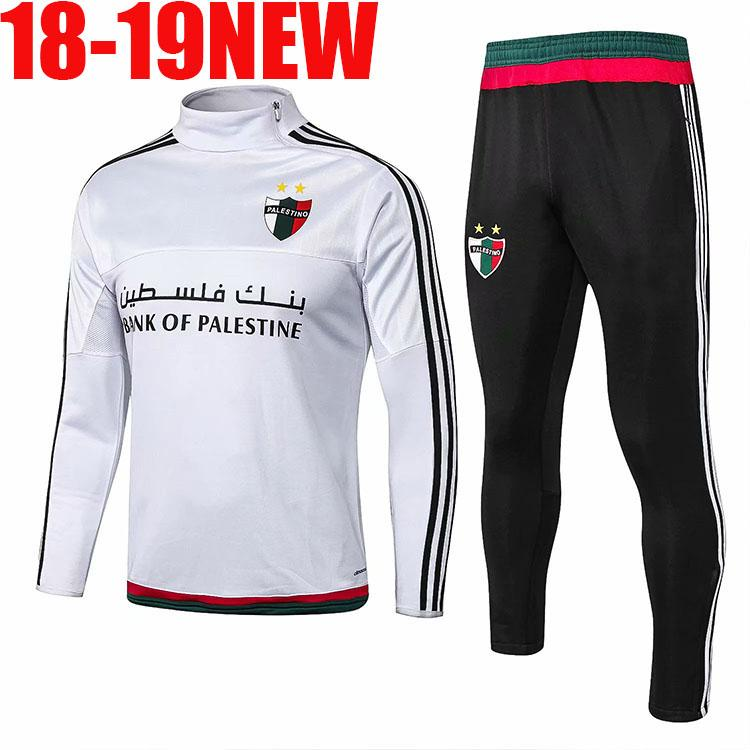 The Palestinian Saint Germain FR Soccer Jerseys 18 19 Training Suit ... 2de16e015