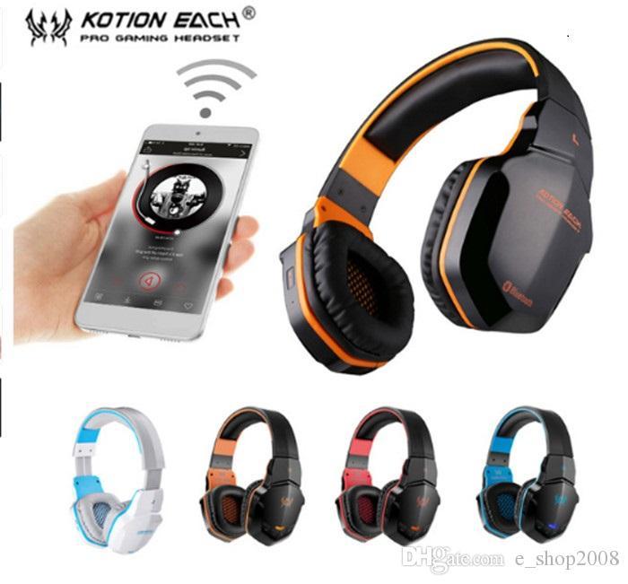Kotion Each B3505 Hot Wireless Bluetooth 41 Stereo Gaming Headphone