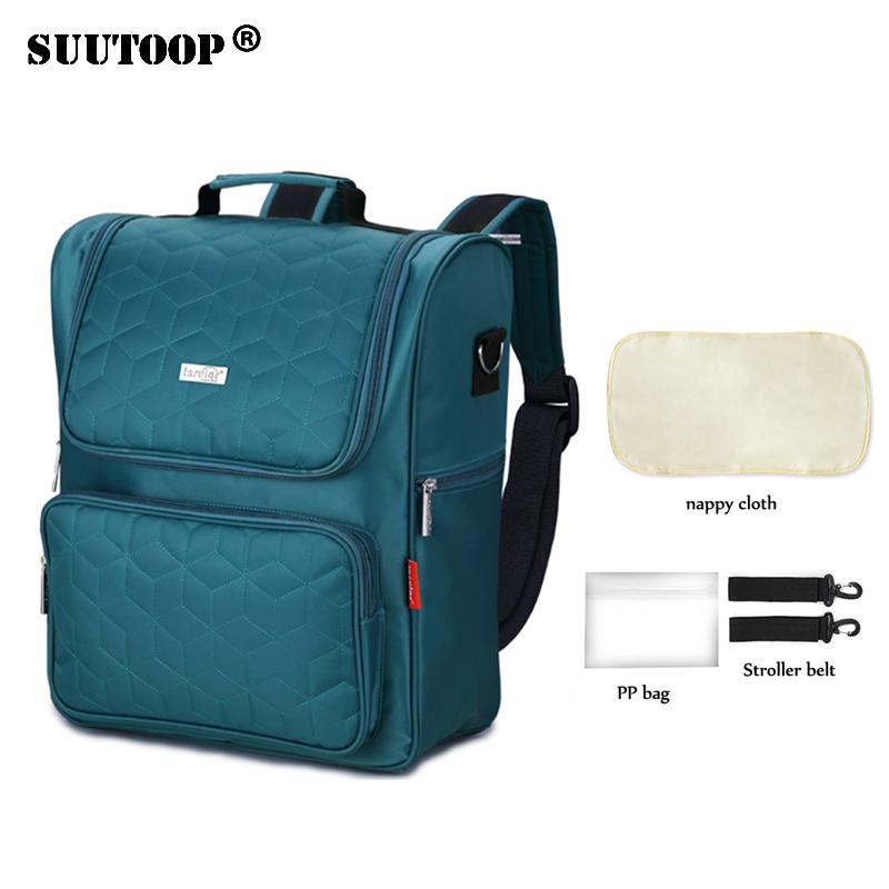 Fashion Waterproof Diaper Bag Mummy Maternity Nappy Bag Brand Large  Capacity Baby Travel Backpack Nursing for Kids Care Diaper Bags Cheap Diaper  Bags ... 97cc9fd30e