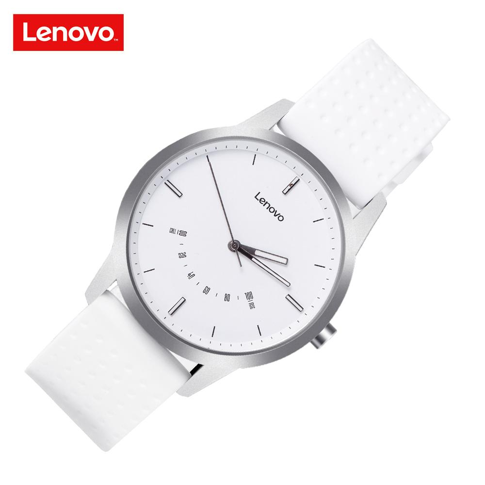 bb458391859 Lenovo Watch 9 Smart Watch Men Women Waterproof Mechanical Electronic Timer  Luminous Calls Reminder SmartWatch Relogio Masculino Online Shopping For  Wrist ...