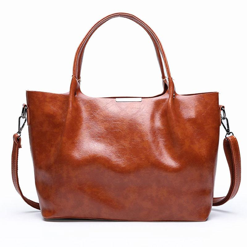 c4c058e74809 Luxury Brand Women Bags Vintage Designer Handbag High Quality PU ...