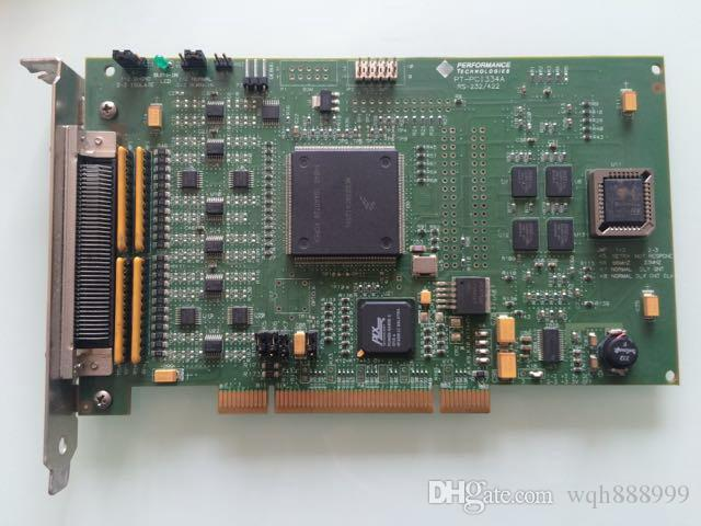 100% Tested Work Perfect for Sun X1355A-2 X1355A 375-3296 PT-PCI334A RS-232/422