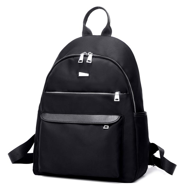 607e9c6b0b1e 2017 Fashion Women Waterproof Oxford Backpack Korean Style Famous Designers  Shoulder Bag Leisure Backpack For Girl And College Running Backpack Osprey  ...