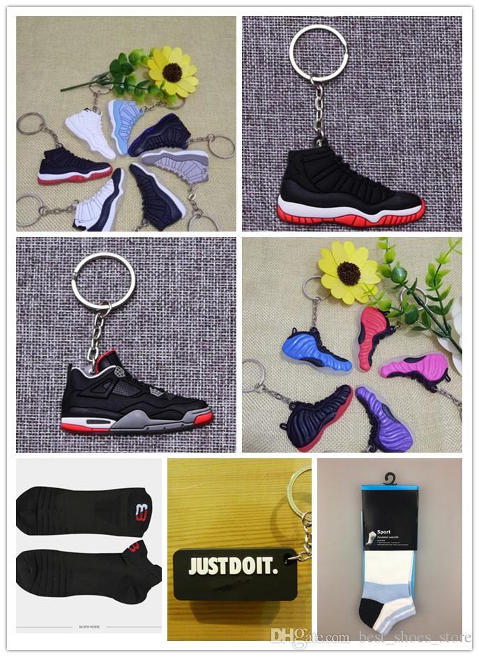 2019 Wholesale Cheap Shoe Parts Accessories Keychains Key Chain Men ... d701077dce