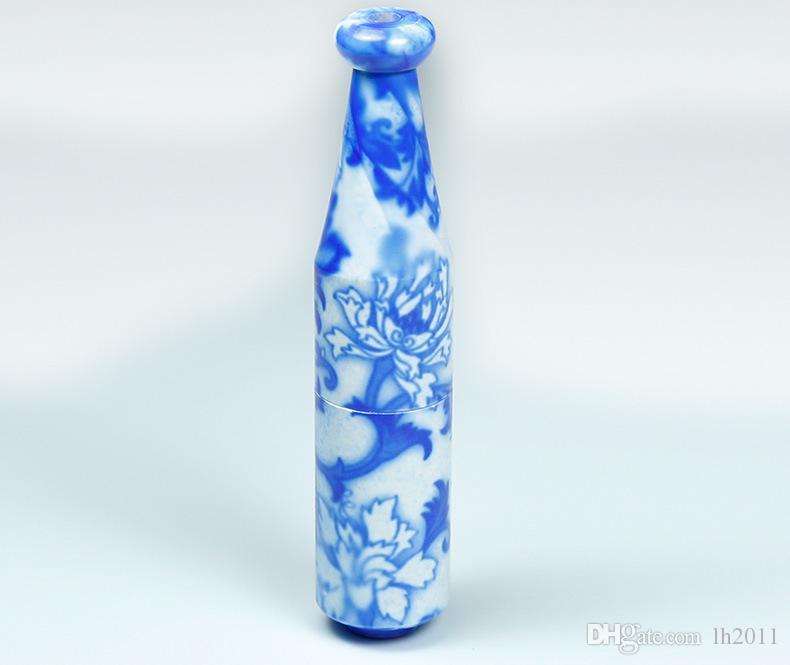 78MM individuelles blaues und weißes Porzellan