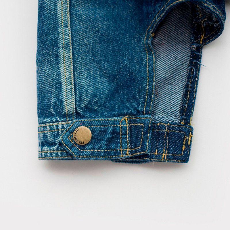 الترفيه كاوبوي جان الملابس للكلاب الصغيرة الكلاسيكية الدنيم سترة معطف منتجات الحيوانات ل تشيهواهوا اليوركيز جحر S-XXL جميع الفصول حار بيع