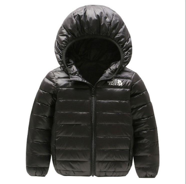 e5f8b280181c Hot Sale Brand Face North Children S Outerwear Boy And Girl Winter ...