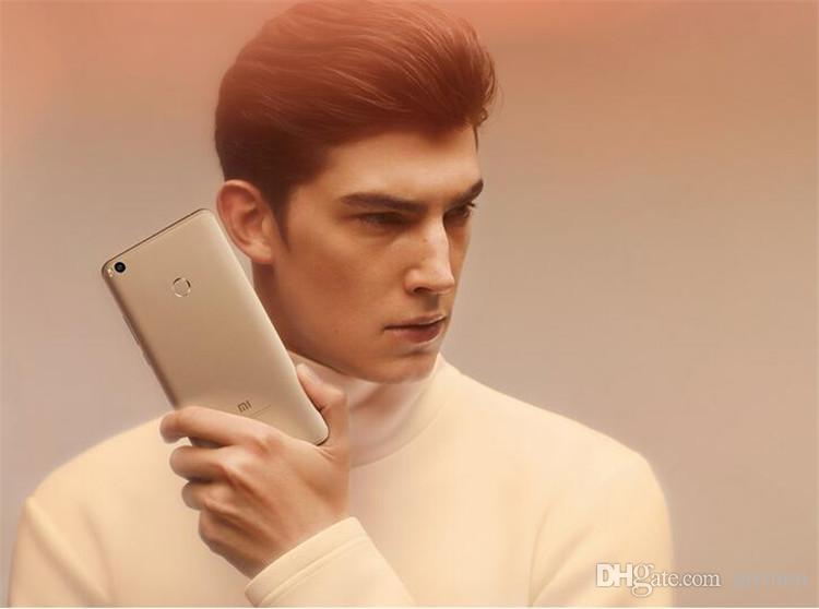 Оригинал Xiaomi Mi Max 2 4GB 64GB мобильный телефон 6.44