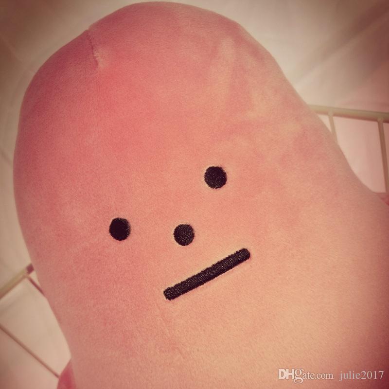 45cm Funny Domokun Toy Creative Staffed Cute Doll Kawaii Domo Kun Plush Toy for Baby Boy Girl kids