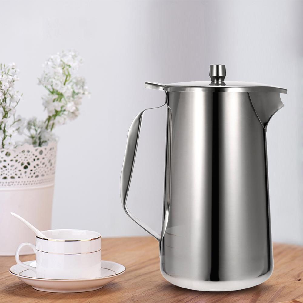 2019 Stainless Steel Cold Water Pot High Quality Kitchenware Ice Tea