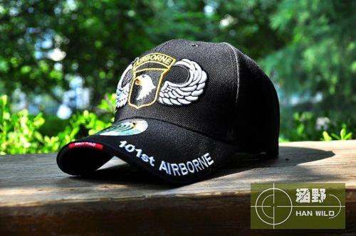 US ARMY 101ST AIRBORNE DIVISION TACTICAL EMBROIDERED BASEBALL CAP ... 035aa094bcd2