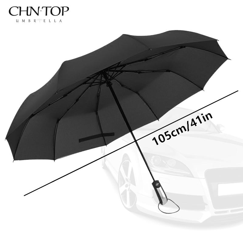 aab948cf76b3a Wind Resistant Folding Automatic Umbrella Rain Women Auto Luxury Big ...