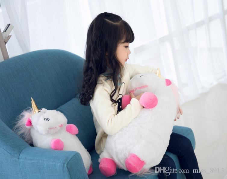 40cm 60cm extreme soft unicorn 2018 New Stuffed Toys plush toys doll gift for children minion