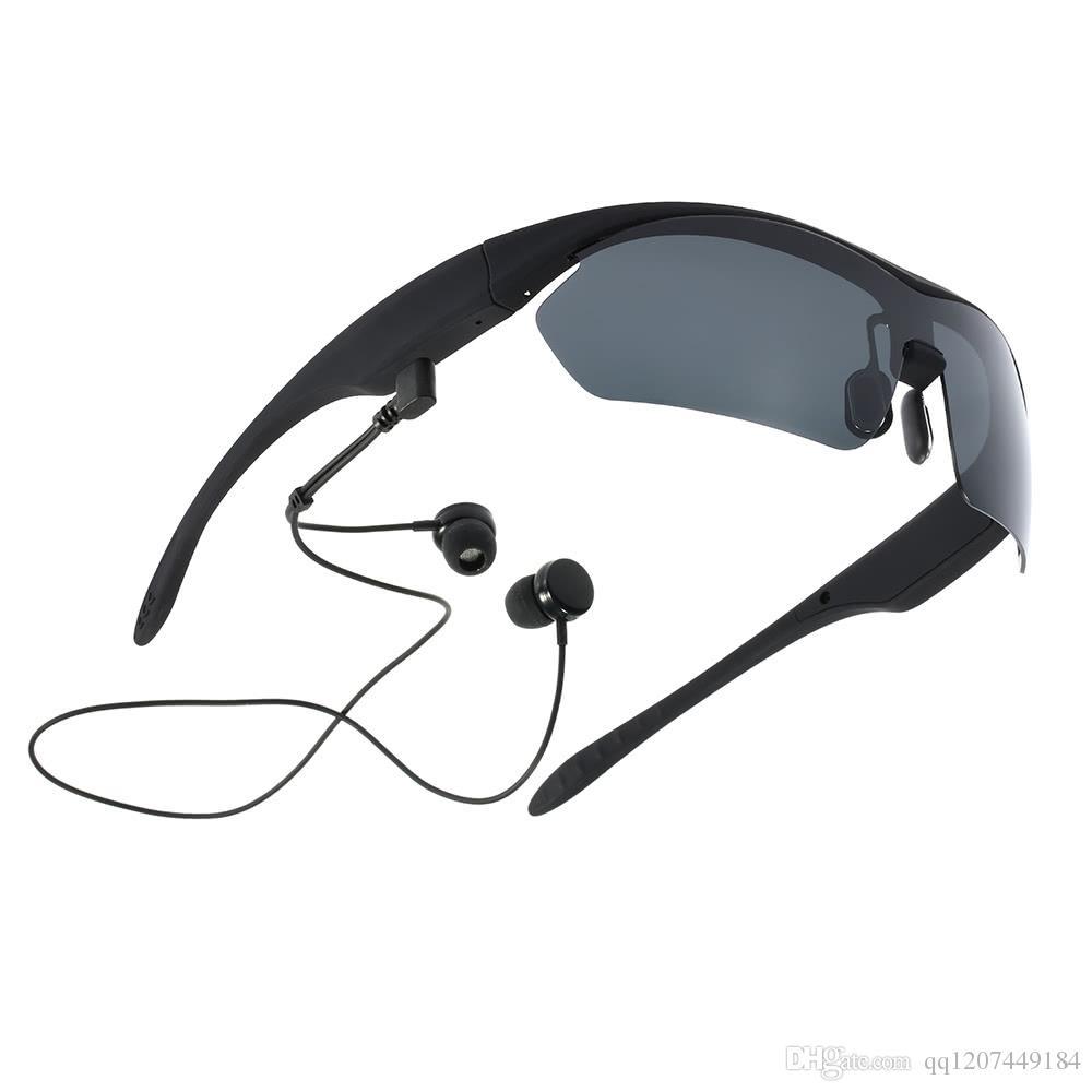 Acheter Lunettes De Soleil K2 Smart Casque Stéréo Sans Fil Bluetooth  Lunettes Polarisées Casque D écoute SmartTouch Music Commande Mains Libres  Avec ... 1a05b4bc81c6
