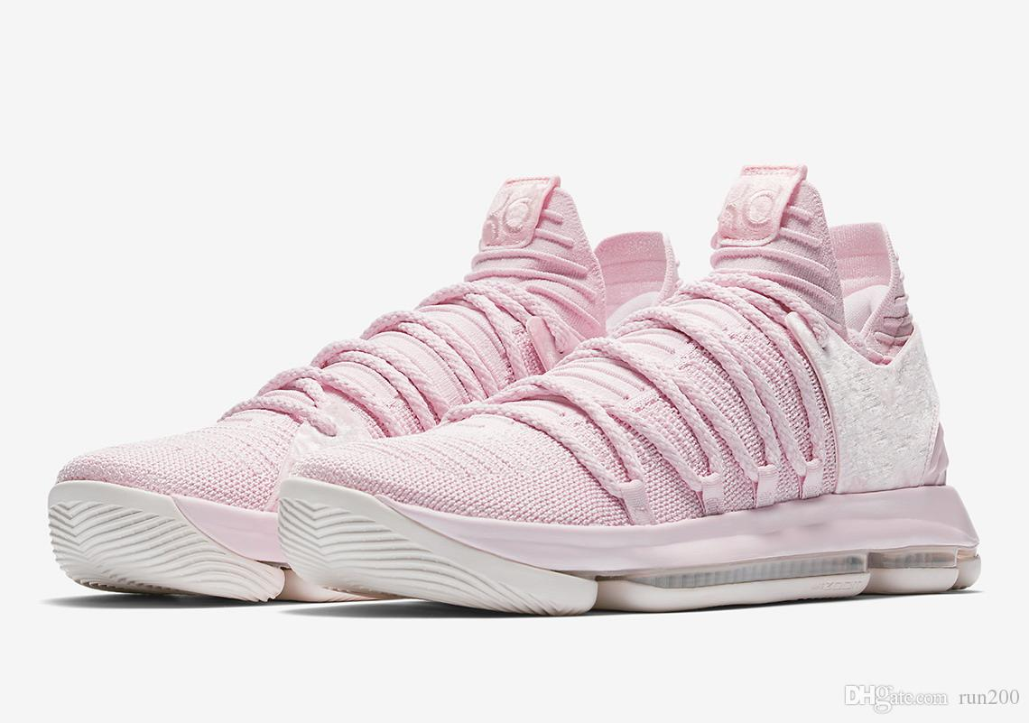 1b67aa9bbbeb Top Quality KD 10 Aunt Pearl Shoes For Sale Kevin Durant Basketball Shoes  Store AQ4110 600 Shaq Shoes Kd Basketball Shoes From Run200
