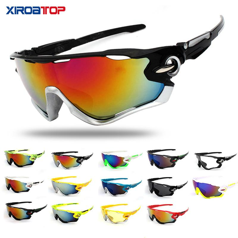 b952a0c21c31 NEW UV 400 Men Cycling Glasses Outdoor Sport Mountain Bike Bicycle ...
