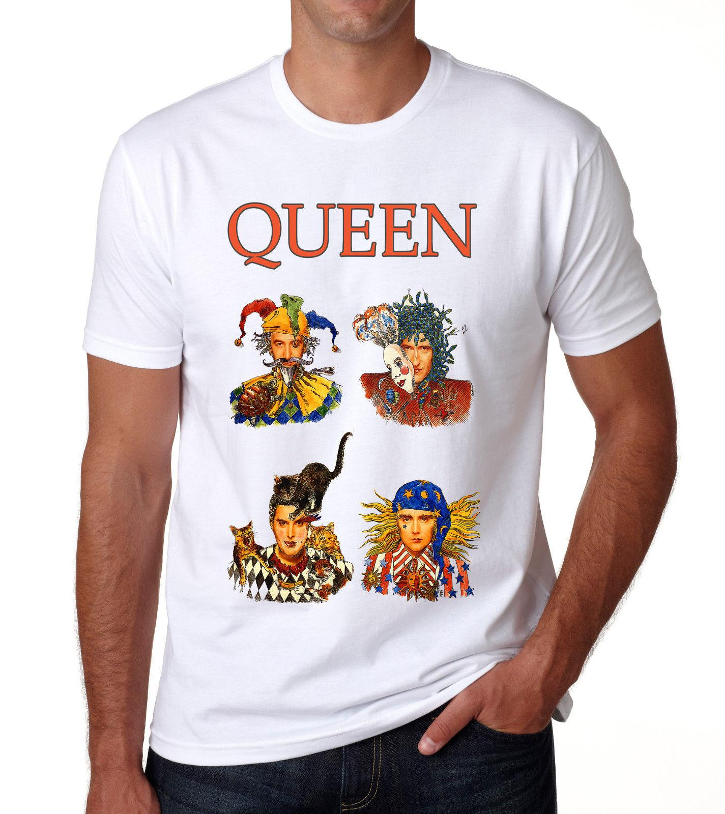 8329bef3 QUEEN INNUENDO, LP,CD, ALBUM T SHIRT. UNIQUE! RARE Men Brand Clothihng Top  Quality Fashion Mens T Shirt 100%Cotton Humorous Shirts Buy Tee Shirts From  ...