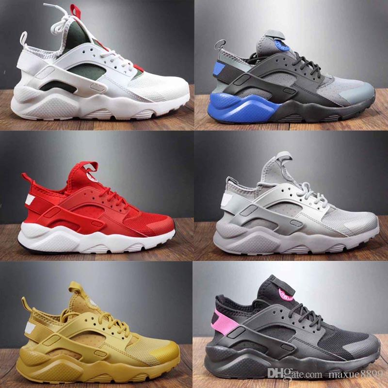abc568848806 Hot Sale New Air Huarache Running Shoes Trainers For Men Women ...