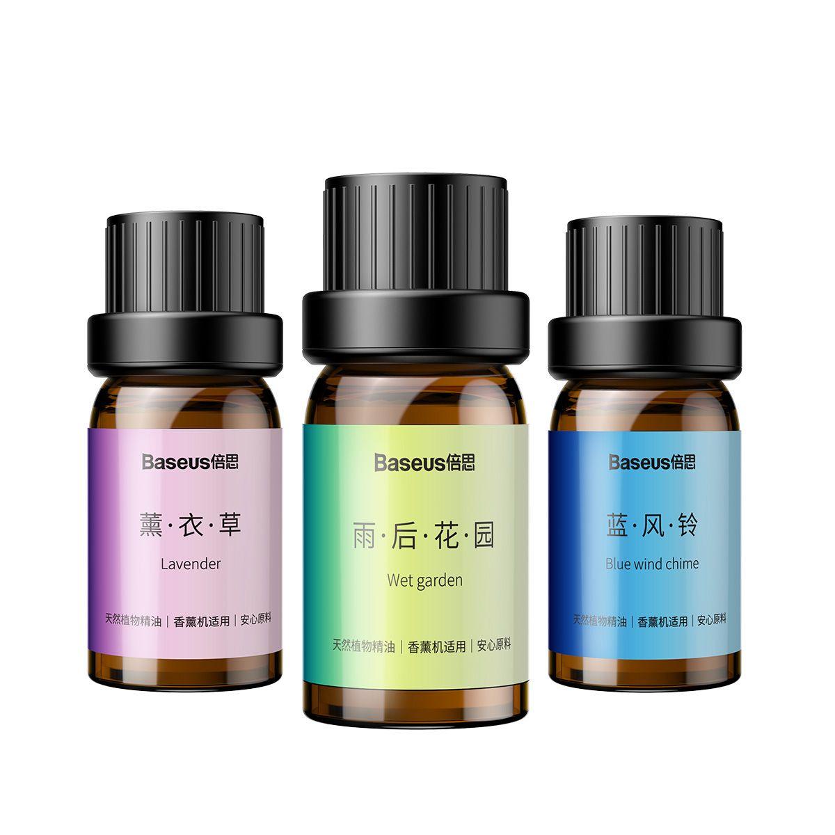 Baseus Essential Oils Perfume Oil Massage Natural Perfume Oil Skin