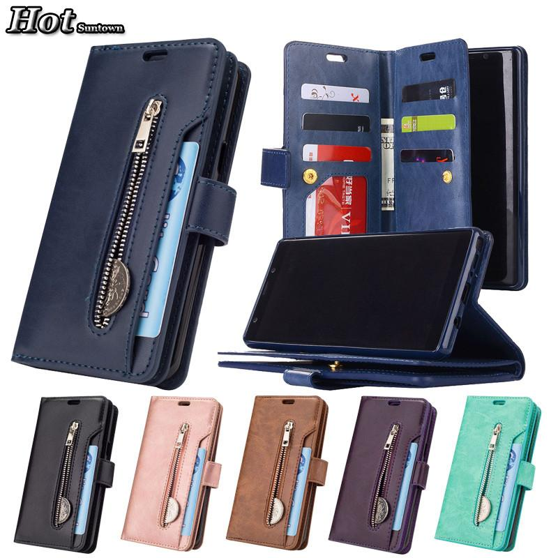 53a57913bb1 For Coque Samsung Note 8 Case Flip Phone Case Funda Note 8 Case Leather  Luxury 9 Card Wallet Cover For Samsung Galaxy Note 8 Bag Cell Phone Cases  Canada ...