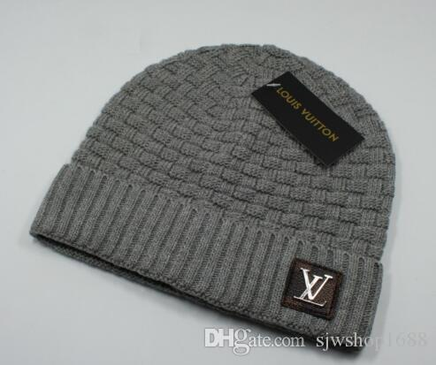2018 New Fashion Hot Sale Winter And Autumn Warm Hat High Quality ... e6d72c1268aa