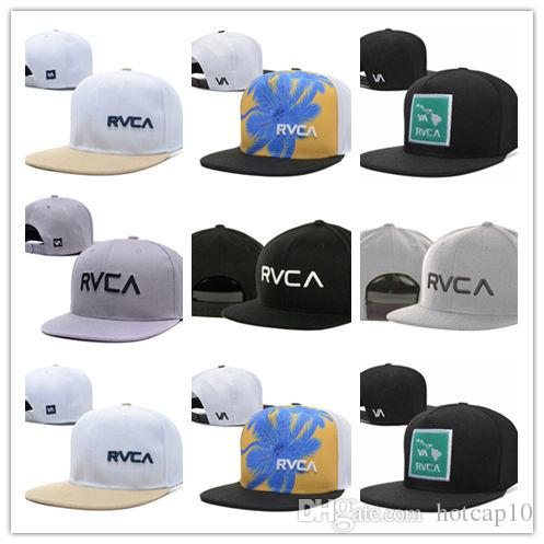 1a94d96395c Wholesale Panel Cap Snapbacks Adjustable Hats Man Woman Unisex Rvca ...