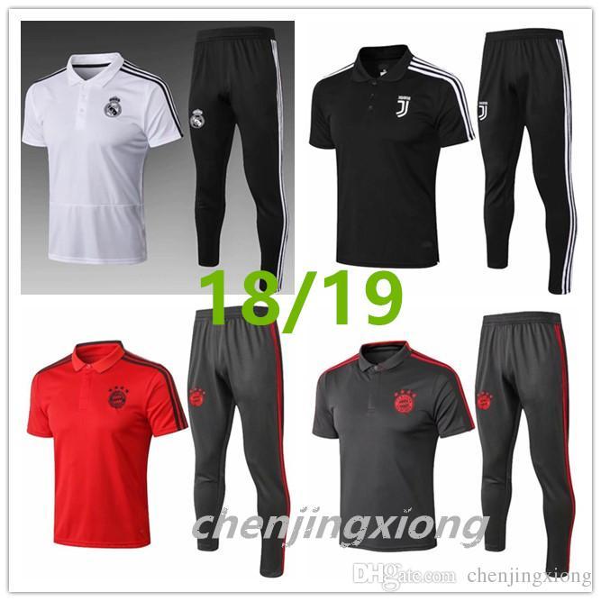 f73eb664e6e AAA + Polo Shirt Real Madrid Men s Football Chandra White Football ...