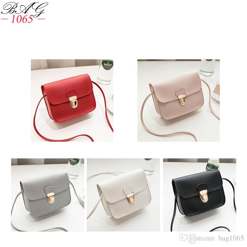 New Mini Cute Crossbody Bags For Women Leather Luxury Handbags Women ... c26f37f92f