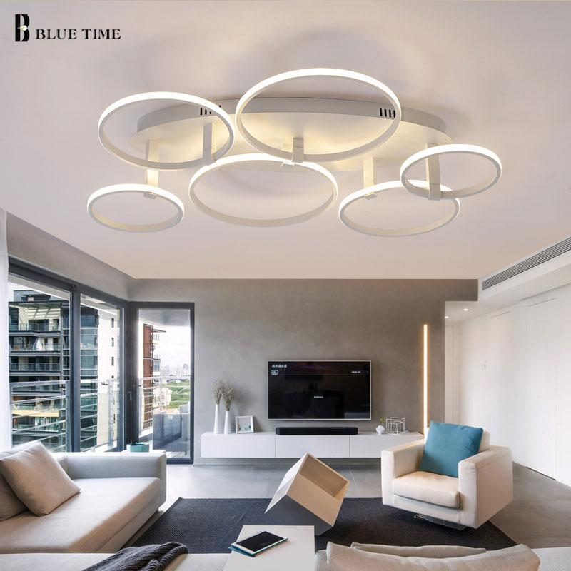 2019 New Minimalist Modern Led Ceiling Lights For Living Room Bedroom  Dining Room Lamp AC85 265V Simple Led Ceiling Lamp Fixtures From Burty, ...