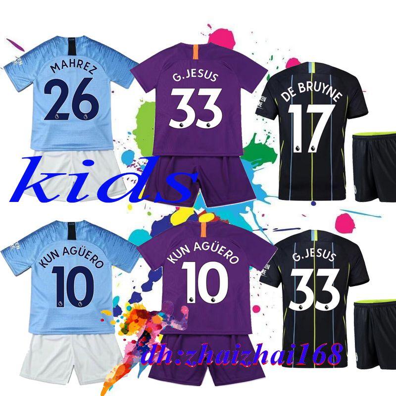 41458bda7 ... g jesus 33 d55fe 984b3  where can i buy 2018 2018 19 manchester city  kids third away kun aguero soccer jerseys