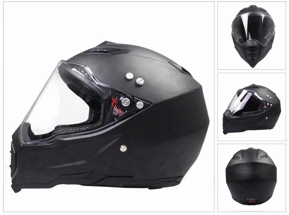 Motorcycle Helmet Brands >> Men Women Motorcycle Helmet Open Face Moto Motocross Helmets Motorbike Cruiser Chopper Visor Helmet Good Quality