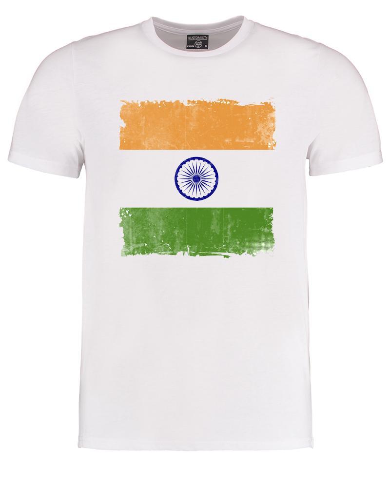 ca71940bf5 Indian National Flag Tricolour Flag Of India, Ashoka Chakra Men'S T Shirt T  Shirts Funky Tee Shirt For Sale From Xsy11tshirt, $12.05| DHgate.Com