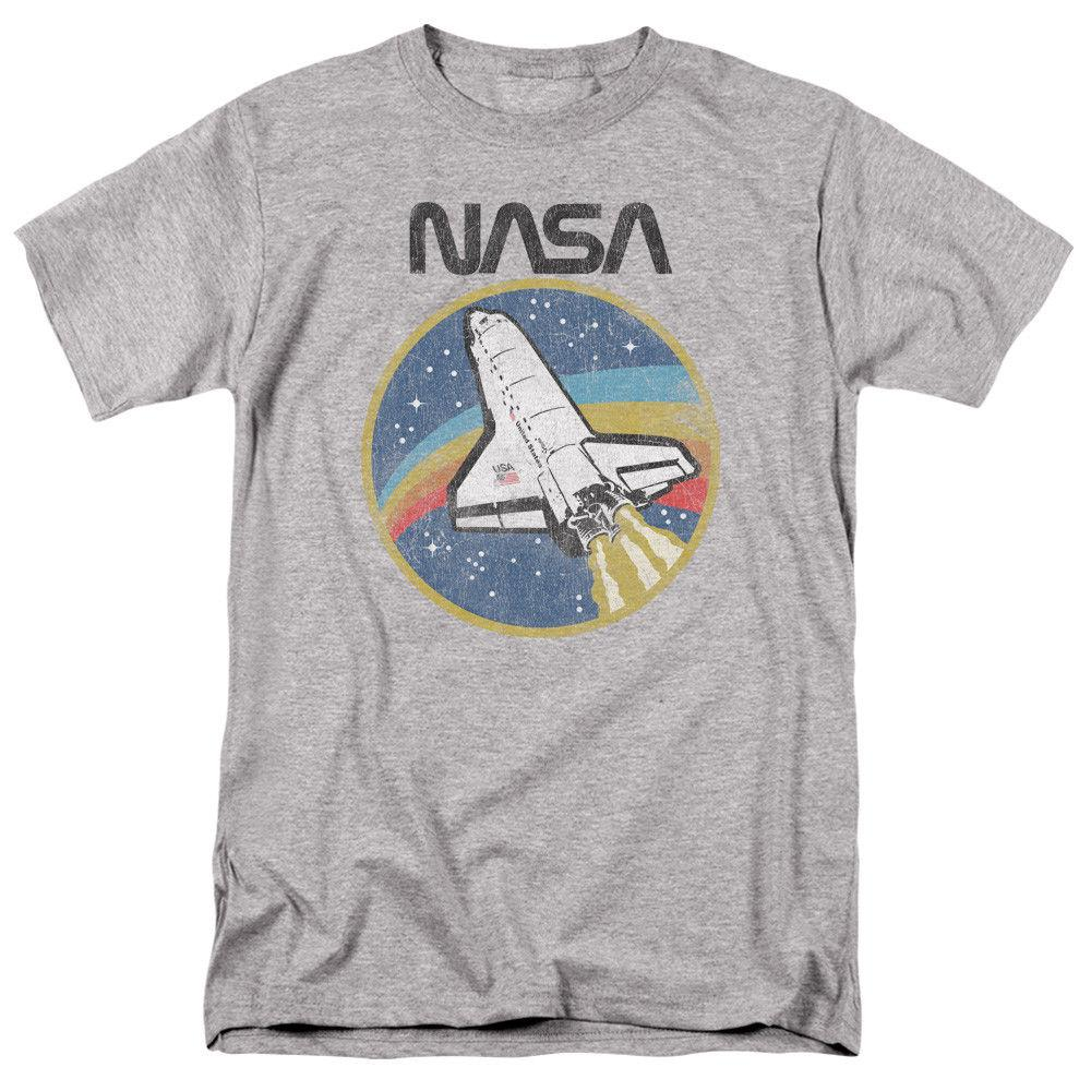 fe01511c Details Zu NASA SPACE SHUTTLE PATCH Licensed Adult T Shirt All Sizes Funny  Unisex Casual Tee Gift Patriotic T Shirts Funny Tshirt From Micky_tees, ...
