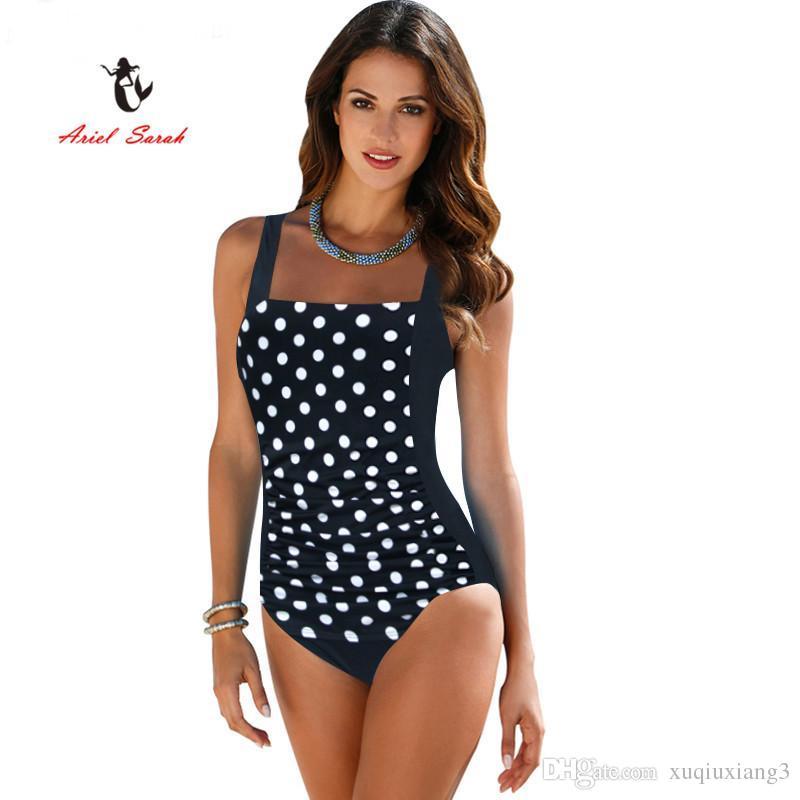 119890f9d2bdc 2019 2017 New One Piece Swimsuit Brazilian Bikini Set Sexy Beachwear Plus  Size Swimwear Women Bikinis Black Bathing Suit XXXXL BJ272 From  Xuqiuxiang3