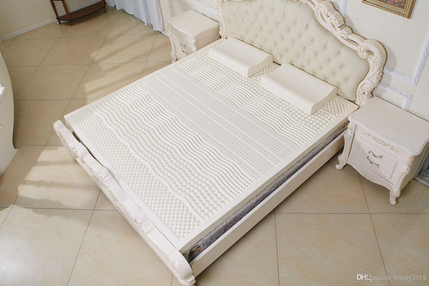 Materassi In Lattice Simmons.2019 The New 2018 Custom Wholesale Natural Latex Mattresses Simmons