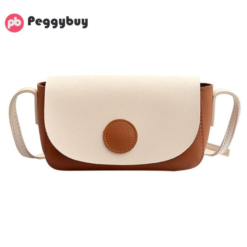 Girls PU Leather Simple Crossbody Handbags Teen Women Mini Pouch Flap  Shoulder Messenger Bag Lady Small Clutch Purse Totes Pouch Hobo Bags  Designer Bags ... 39c9c7070