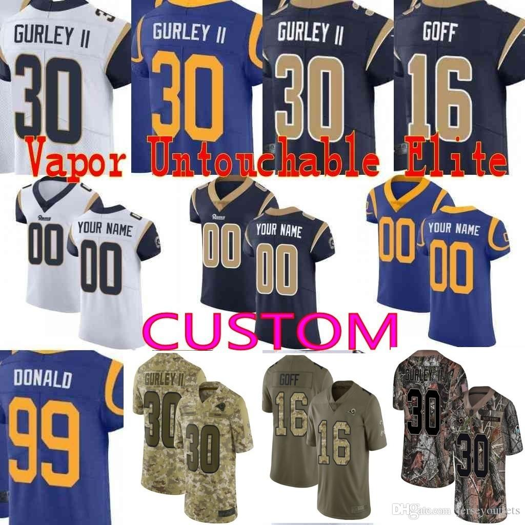 299d8f05a072c low cost 30 nike game todd gurley mens royal blue nfl jersey alternate los  angeles rams 5967f 81d6e; switzerland 2018 custom men youth women todd  gurley ii ...