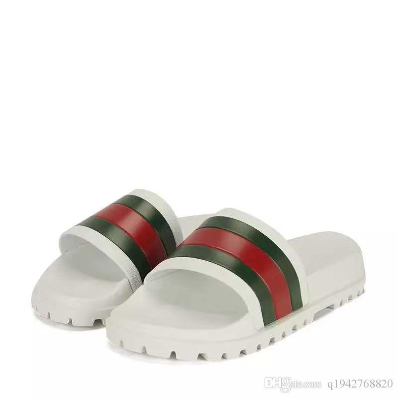 d3c2f132c019 Designer Rubber Slide Sandal Floral Brocade Men Slipper Gear Bottoms ...