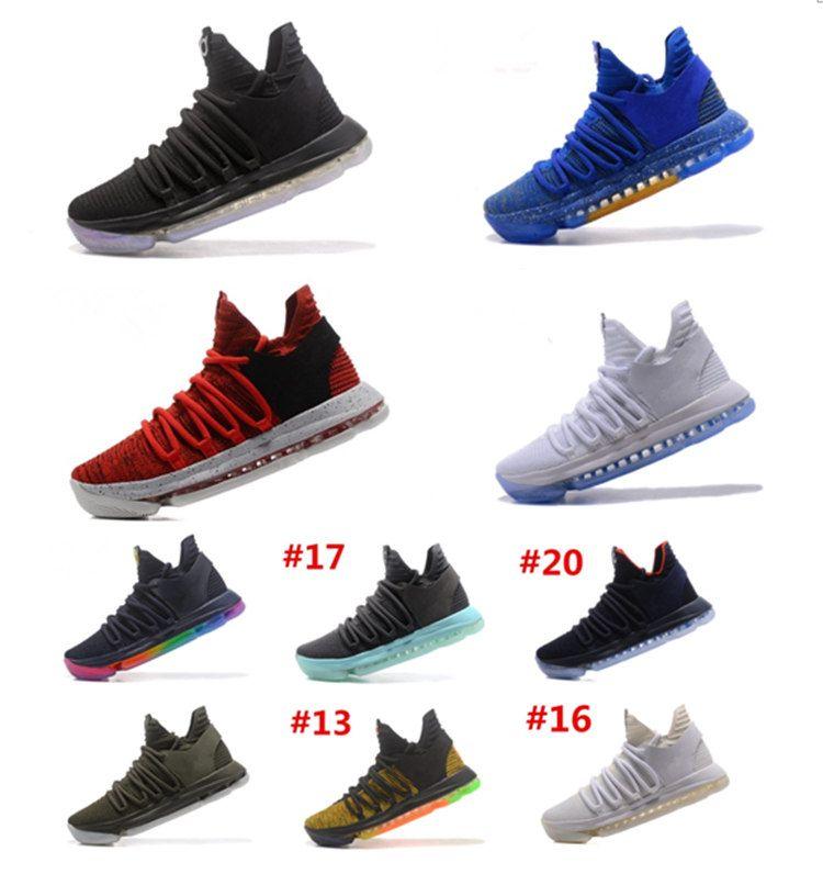 ee1d5cec75 ... usa kd 10 kids basketball shoes 2018 hot sale big kids sneaker youths  children athletic shoes