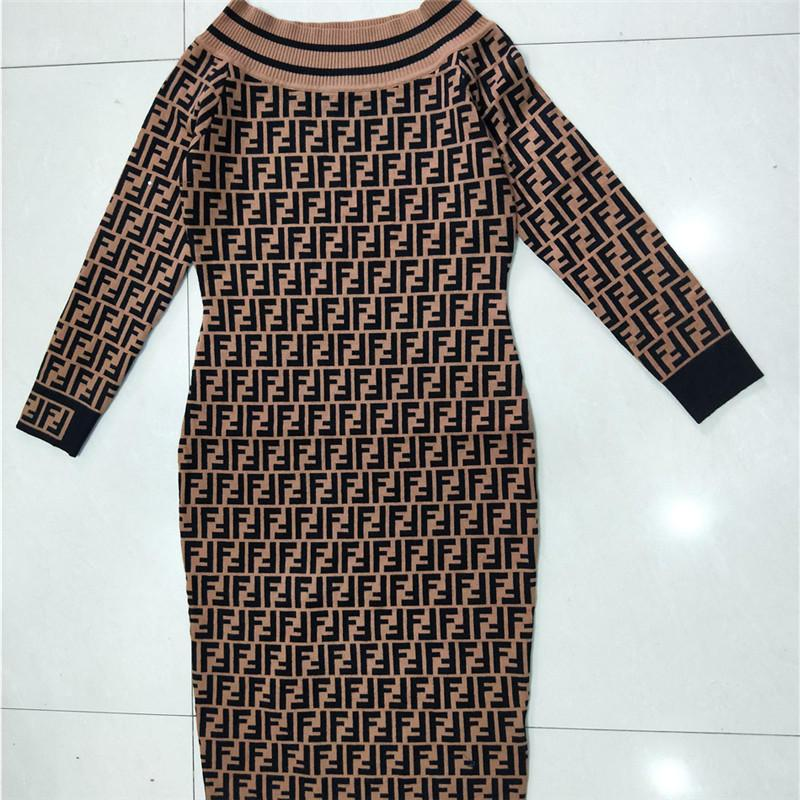 Fabric Knitted Dresses