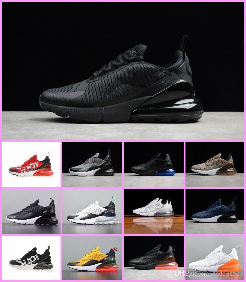 Compre 2018 New Zapatos Air Hombre 270 corriendo Zapatos New Deportivos Sales 270s 86930f