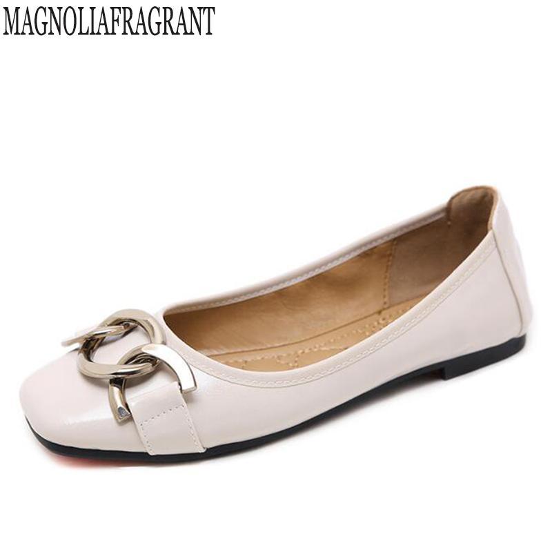 Metal Zapatos Compre Hebilla Mujer Europeo De Americano Estilo xxwdp0q