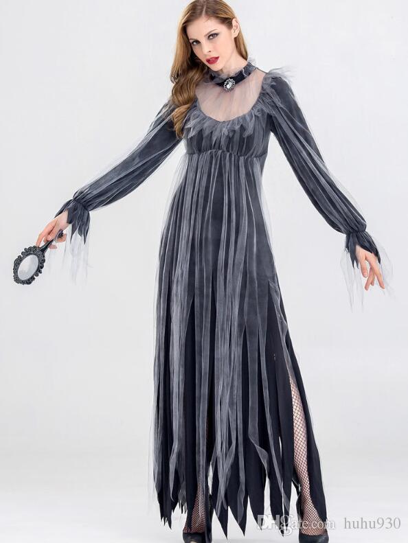 grosshandel halloween zombies corpse braut kostum damen halloween kostum von huhu930 29 02 auf de dhgate com dhgate
