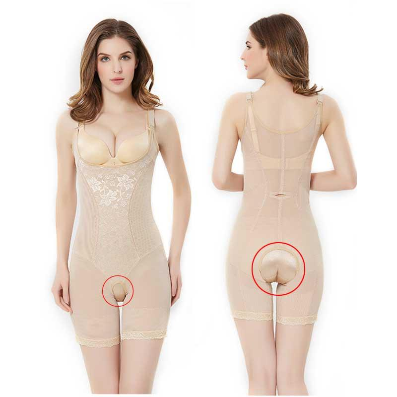 d74ed8b1d33cf2 Sommer Abnehmen Einfach zu toilette butt lifter Unterwäsche Frauen  Underbust Taille Korsett Body Shaper Korrektive Unterwäsche Control Hosen